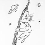 Una scala improbabile verso Plutone