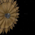 Una camera oscura nello spazio