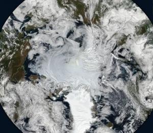 Calotta polare artica: 15 anni di trasformazioni
